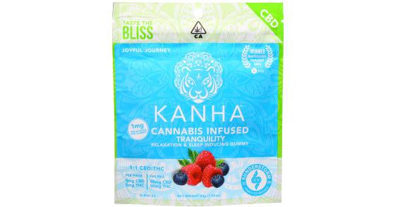 Kanha - CBN Tranquility Gummies - 150mg