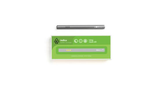 DomPen - Leaf Indica Blackberry Kush DVP - 0.5g