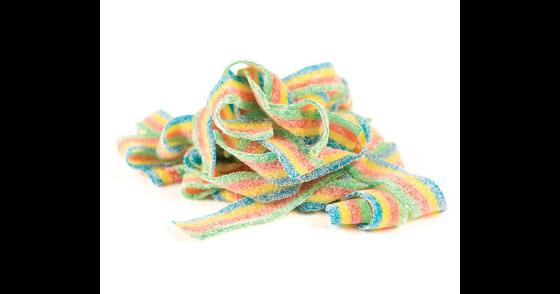 Flav - Rainbow Belts - 100mg