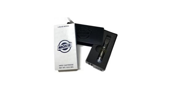 Moxie - Blackberry - Vape - 0.5g