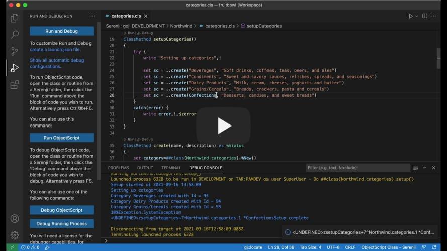 Serenji 3.2.0 utilising gj::locate technology