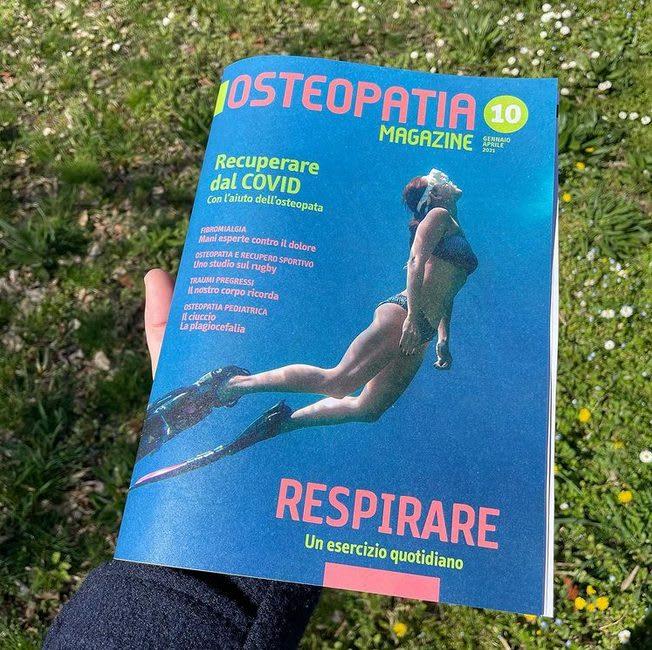 editore osteopatia