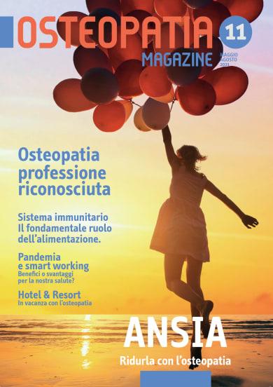 Osteopatia Magazine 11