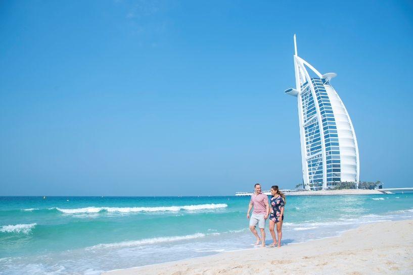 Dubai Honeymoon Delight -5 N/6 Days