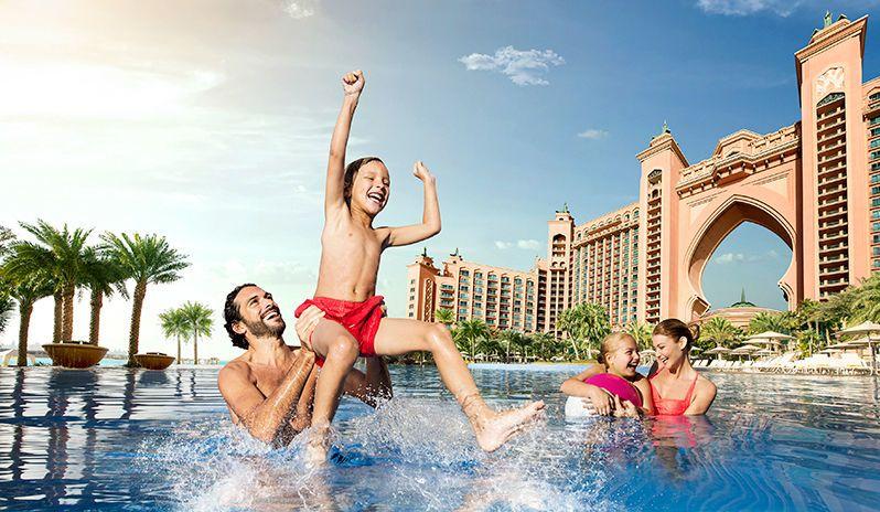 FAMILY FUN -DUBAI 3N/4D