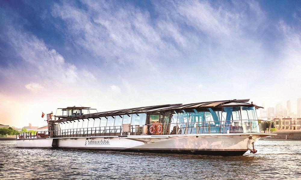 Bateaux Dubai