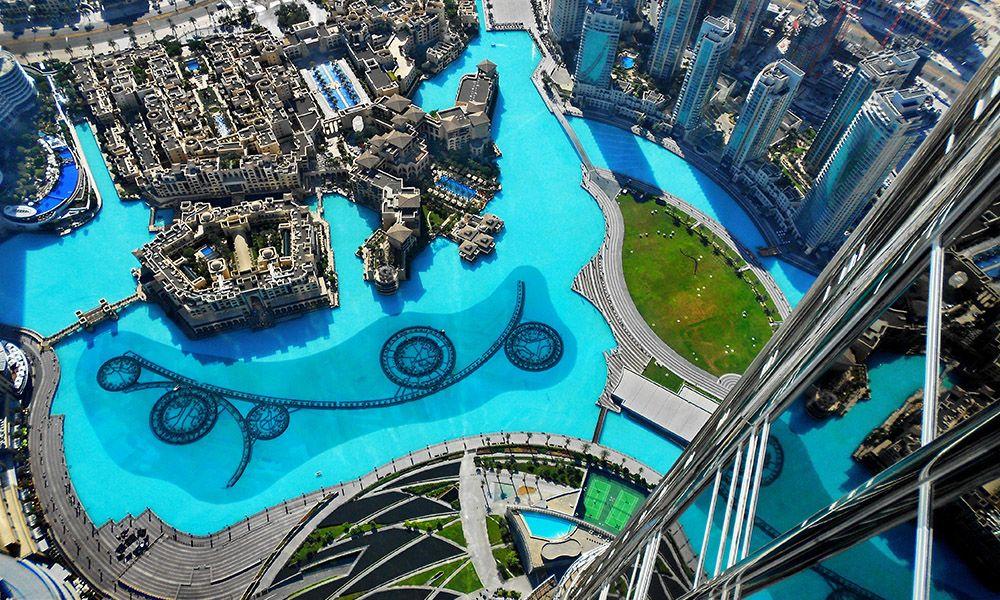 Burj Khalifa - At The Top-124 FLR Prime Slot