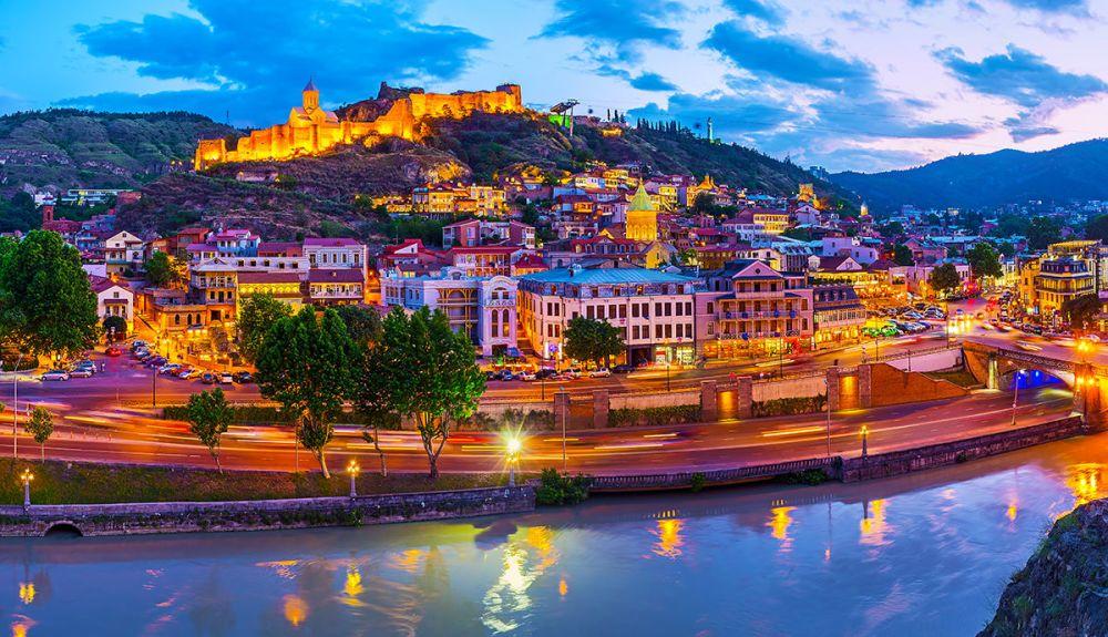 GEORGIA Tbilisi-Ananuri-Kazbegi- Tbilisi - 4N/5D
