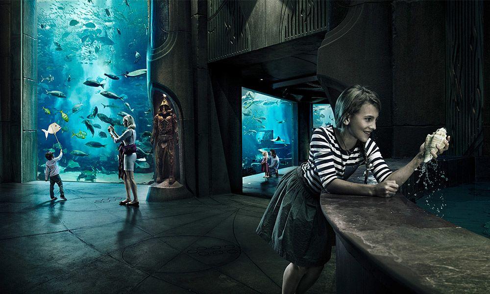 Aquaventure + Lost Chamber Atlantis