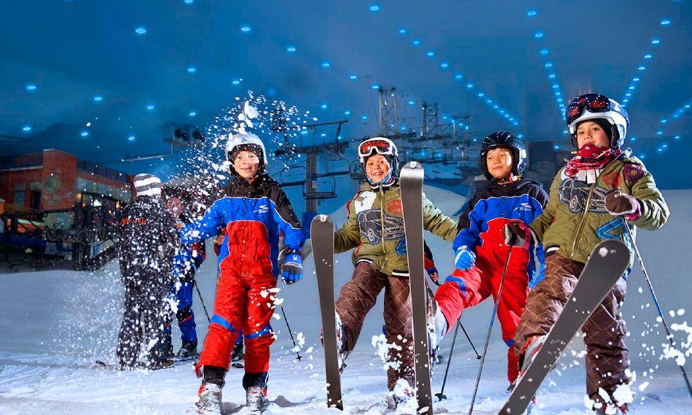 Ski Polar