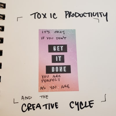 Image for Virtual IPRC | Toxic Productivity Workshop