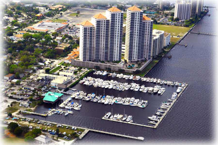 Legacy Harbour Marina