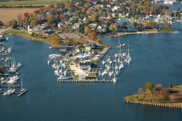 Stanwood's Demo Marina (fake marina)