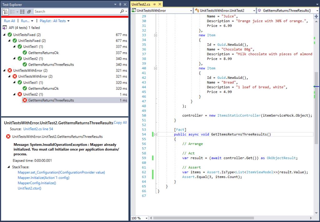 AutoMapper - Mapper already initialized error