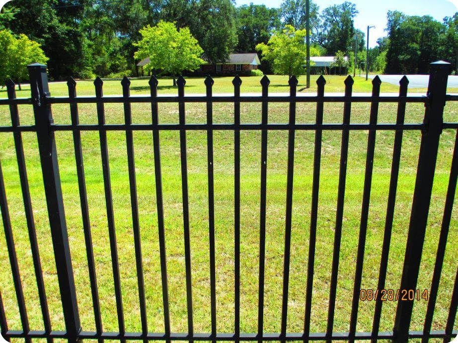 ornamental fence near me