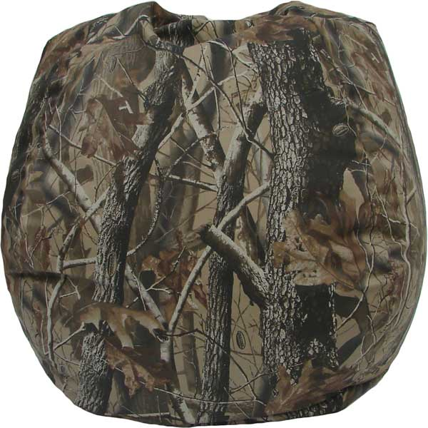 Real Tree Hardwoods Camo Bean Bag Chair