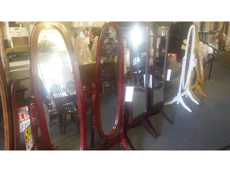 Floor Mirrors Examples
