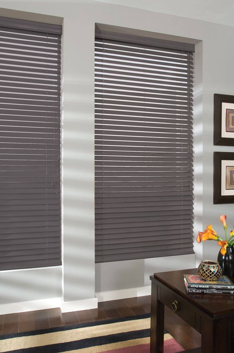 picture drawstring photo with blinds metal texture stock