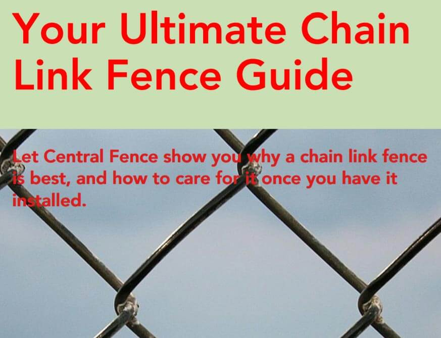 buy a chain link fence help me