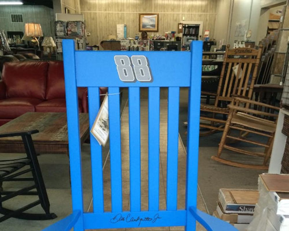 Number 88 Rocking Chair