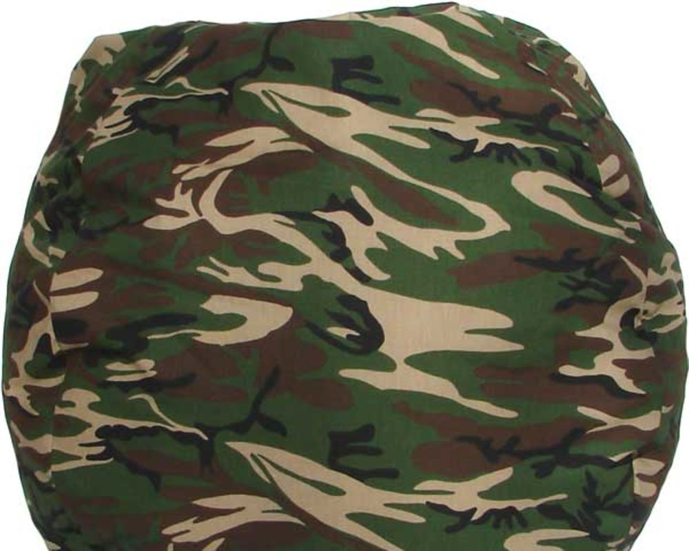 Army Camouflage Bean Bag Chair