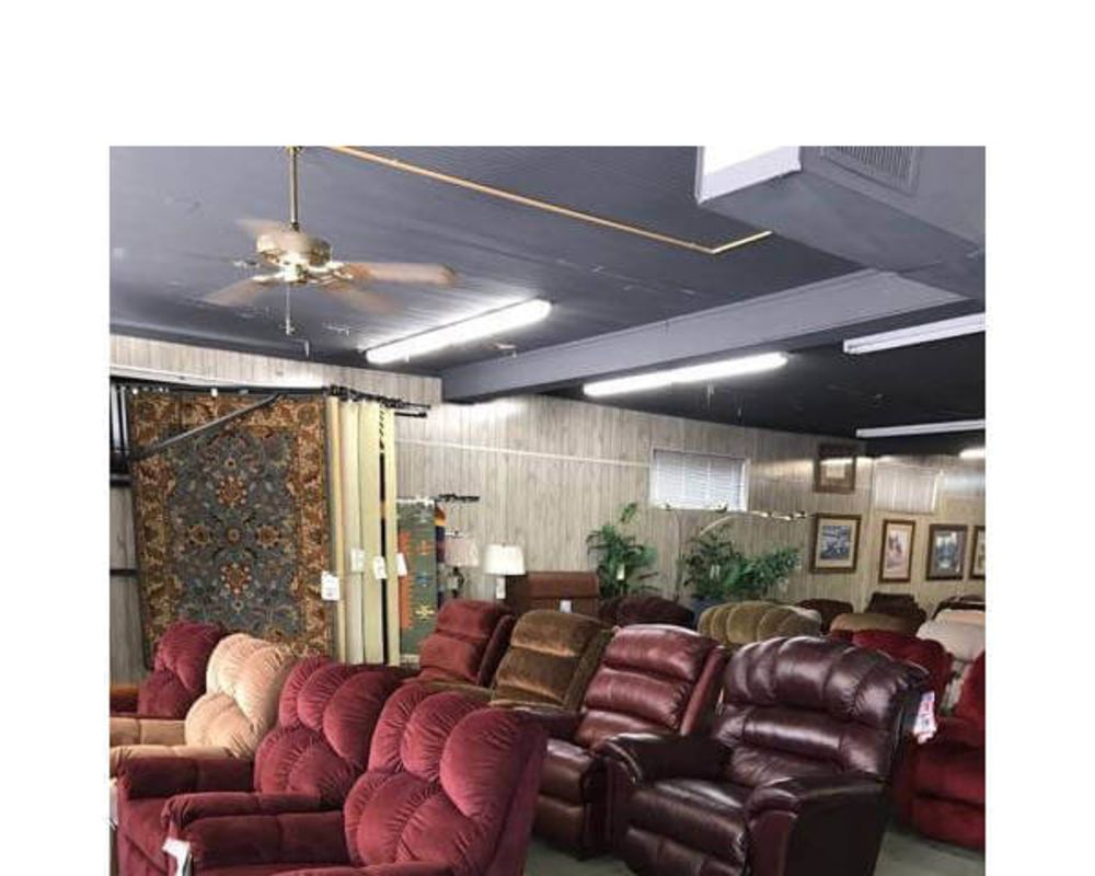Recliner Showroom Sample 2