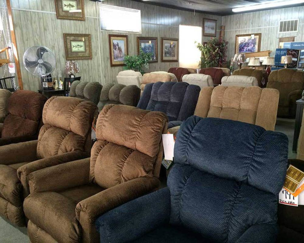 Recliner Showroom Sample 6