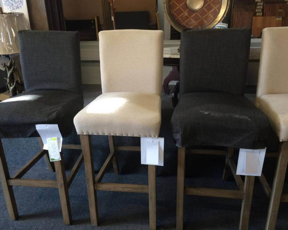 Chairs w/Slipcovers