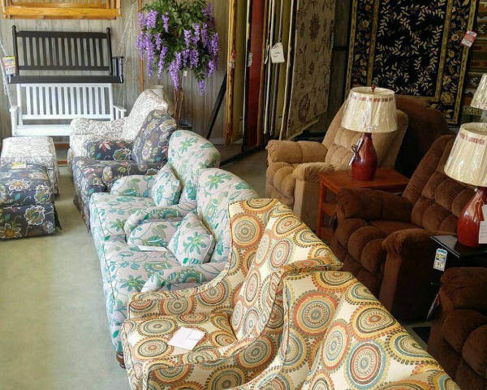 Armchair Showroom