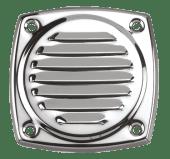 Ventilrist Rustfri 304 102mm