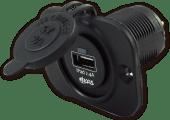 USB-uttak enkel 2,4A