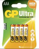 Batteri AAA 4pk