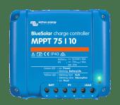 Victron BlueSolar Solcelleregulator MPPT 75/10 10AMP