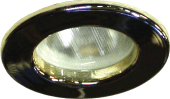 Båtsystem Downlight Pinto Gull u/bryter halogen