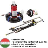 Hydrodrive Hydraulisk styring MF115MRA
