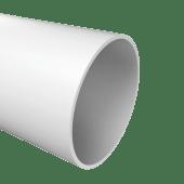 Glassfibertunnel 125mm x 4mm x 600mm