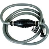 Pumpe m/Slange/Kopl. Evinrude/Johnson 3/8''