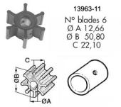Impeller 116 Volvo Penta/Bukh/Johnson Pump 1026B