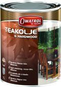 Owatrol Teakolje Silkematt 1 liter