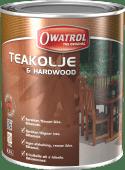 Owatrol Teakolje Silkematt 2,5 liter