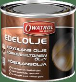 Owatrol Edelolje Høyglans 0,5 liter