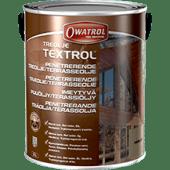Owatrol Textrol Treolje Valnøtt 2,5 liter