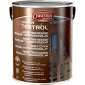 Owatrol Textrol Treolje Naturgrå 2,5 liter