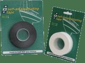 Selvvulkaniserende Tape 19mmx10m Sort