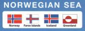 Gjesteflagg Norskehavet