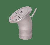 Dekksforskruvning 30 grader Fuel 50mm Syrefast
