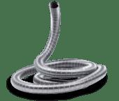 Eksosslange INOX-E  24mm Rustfri