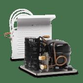 Dometic Kjøleaggregat CU55 og fordamper VD-01 100 l