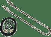 Isotemp varmeelement Basic/Slim/Spa bereder 750W