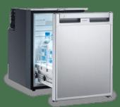 Dometic CoolMatic CRD 50 kjøleskuff 12/24V sølvgrå front